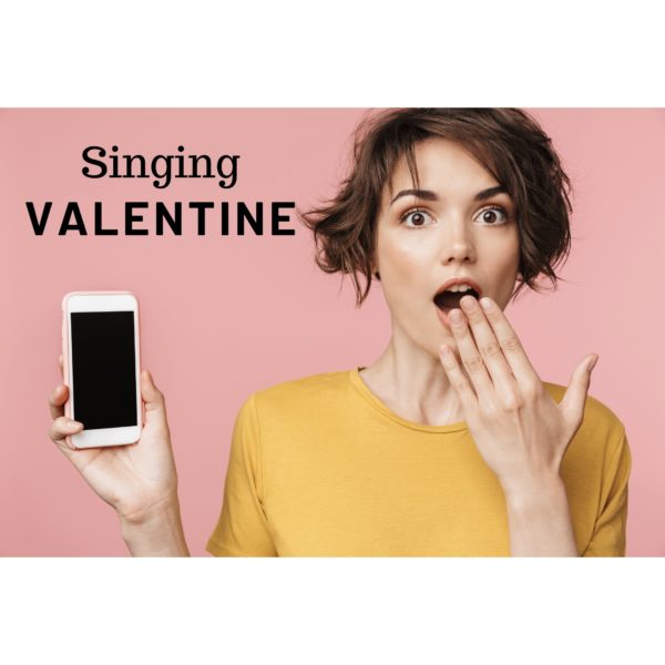 Singing Valentine Phone