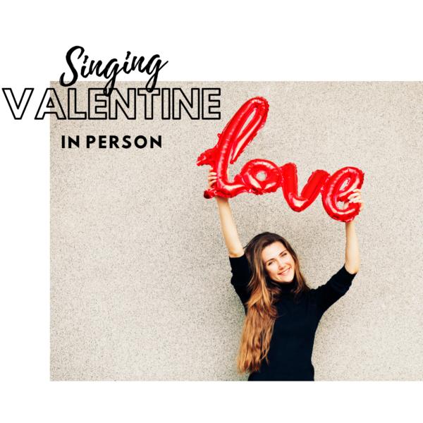In Person Valentine